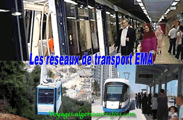 reseaux transports EMA